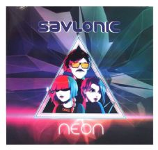 Savlonic 'Neon' Album (CD Digipack)